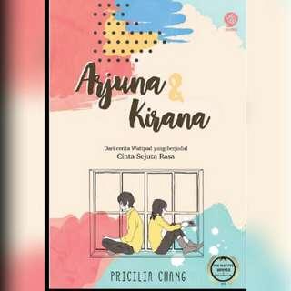 Ebook Arjuna & Kirana