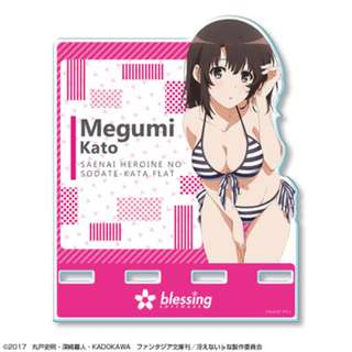 [PO] Saekano: How to Raise a Boring Girlfriend Flat - Acrylic Smartphone Stand