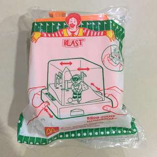 🚚 麥當勞 2001年 兒童餐玩具 Blast系列 漢堡神偷