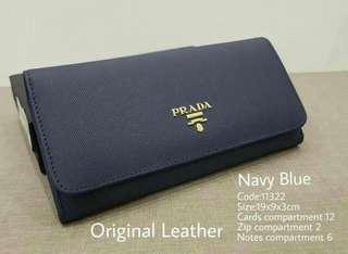 Prada purse original leather