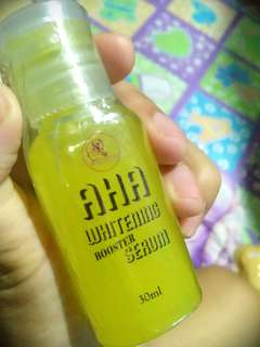 AHA Whitening Booster Serum by Skin Food Essentials