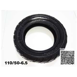 Rear Tyre (Tayar) 110/50-6.5 Mini Pocket Bike - Mini Sport Bike