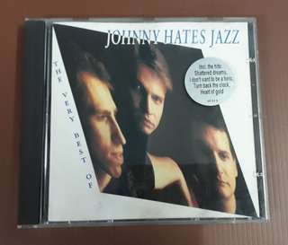CD Johnny Hates Jazz - The Very Best Of ( Holland Press )