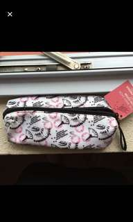 BNWT Limited Edition The Body Shop Brush Pouch