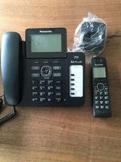 Panasonic 室內無線電話,cordless phone