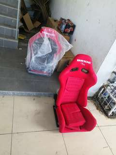 Semi Bucketseat Bride Lowmax