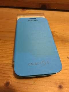 Galaxy S4 藍色手機殼