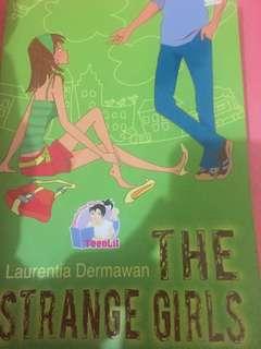 Novel The Strange Girl