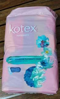 Kotex Maternity pad