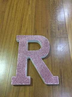 R letter from Typo