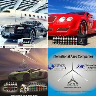 Aero Premium Coating Workshop
