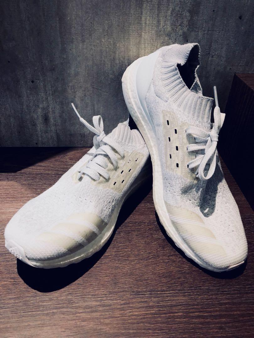 ade969f5506 Adidas Ultra Boost Uncaged Triple White (Men s) US 10.5 UK 10