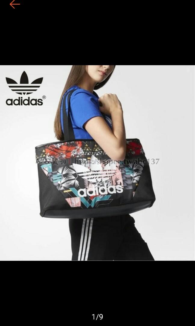 452991590c4a Adidas women handle shoulder bag, Women's Fashion, Bags & Wallets ...
