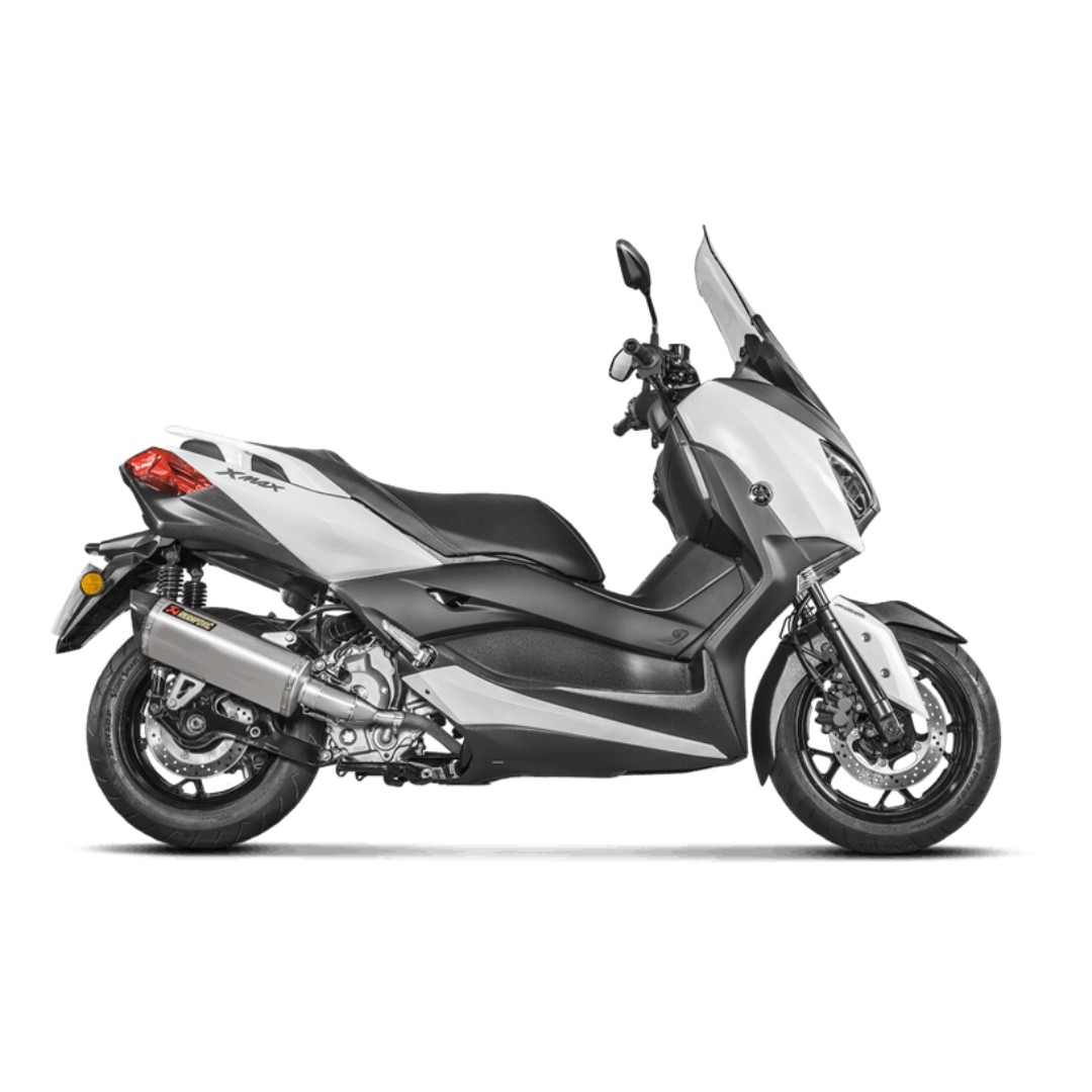 Akrapovic Street Legal Exhaust for Yamaha Xmax 300