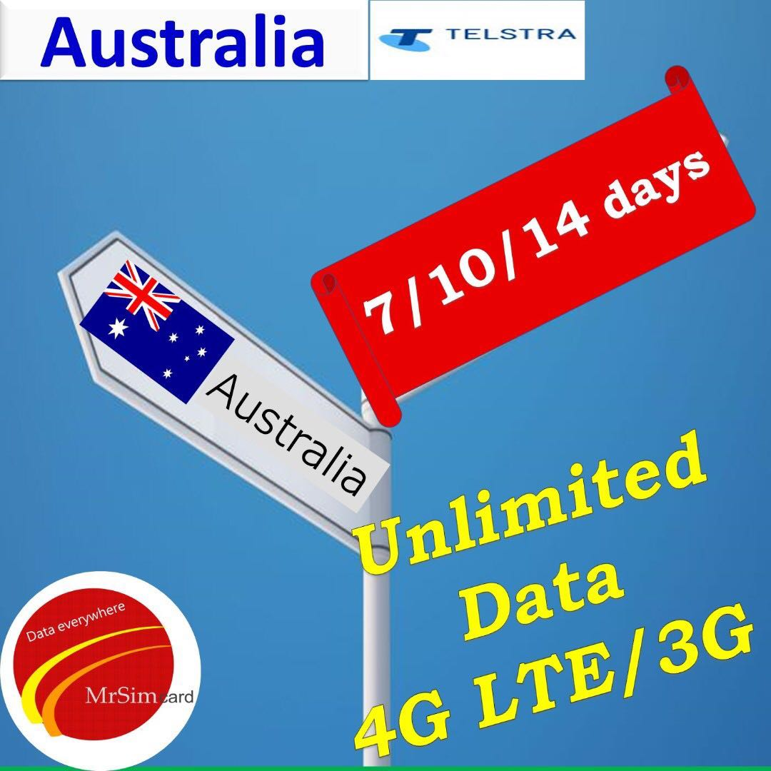 Australia Sim card ( Telstra )