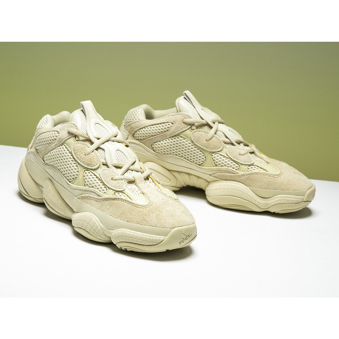 212f0b92de45d Authentic Adidas Yeezy 500