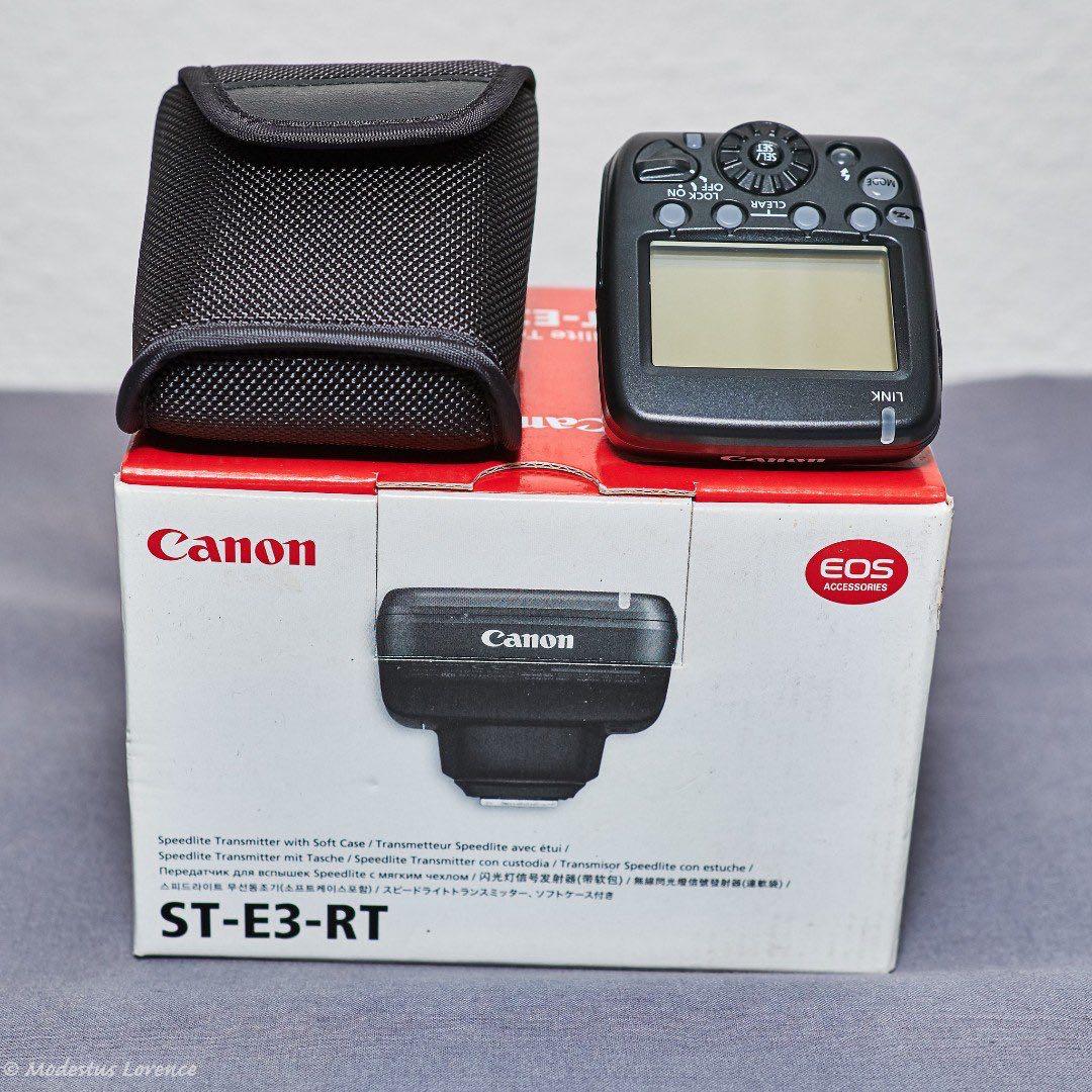 Canon EOS ST-E3-RT Transmetteur Speedlight