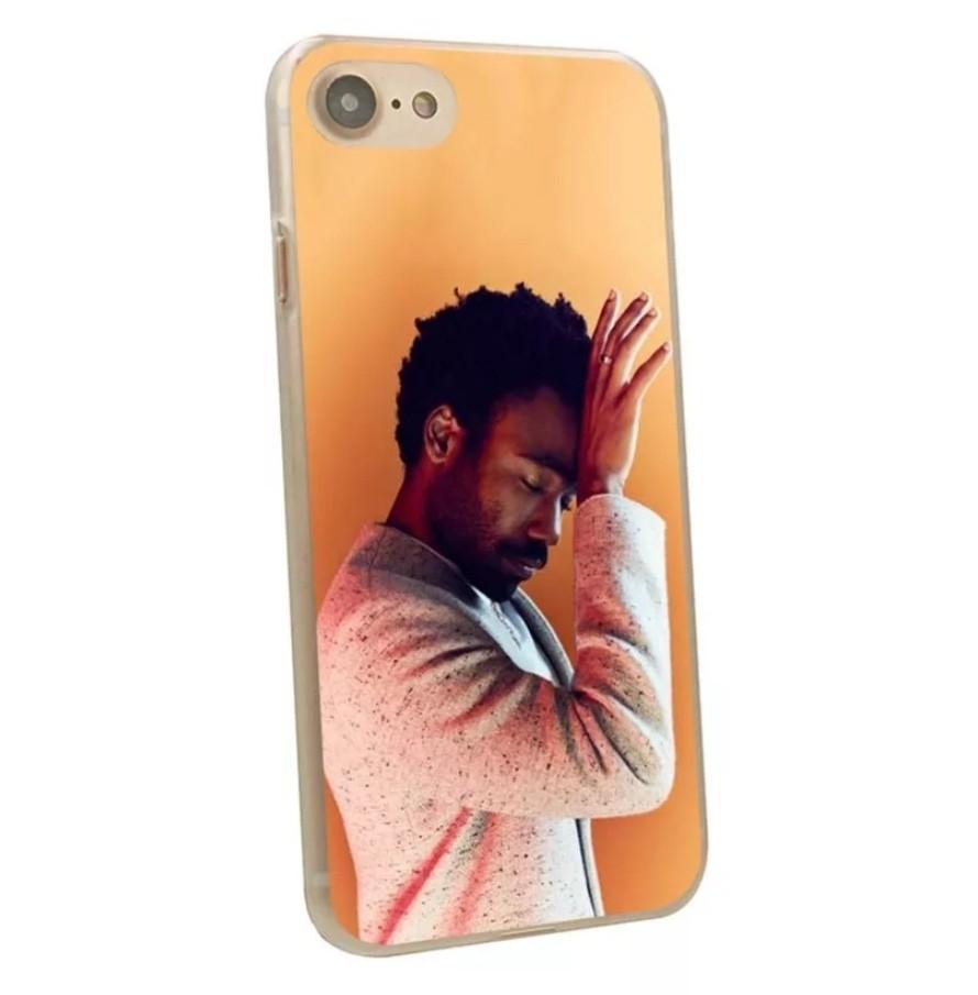 Childish Gambino iPhone X Case iPhone 8 7 6 Plus Singer This