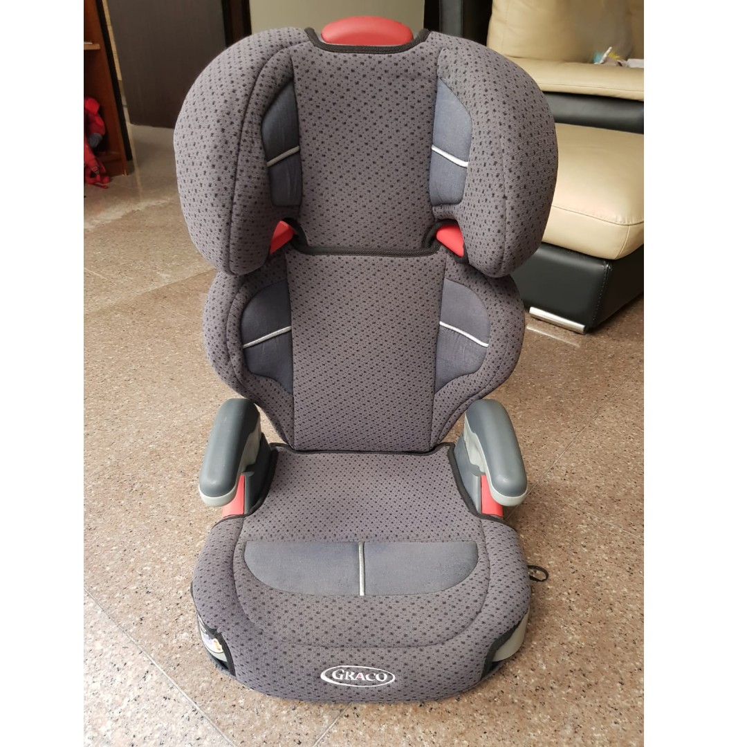 Graco Child Safety Seat With Manual Will Throw In Free Car