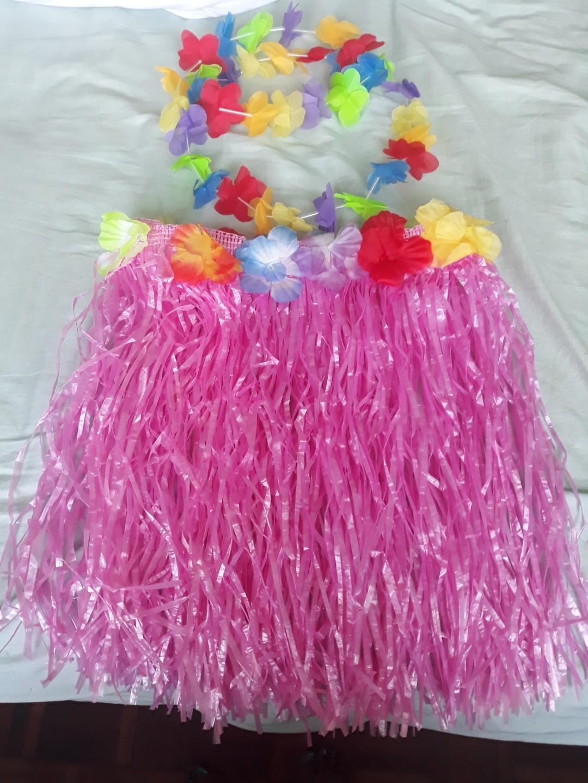 Hawaiaan Hula Costume