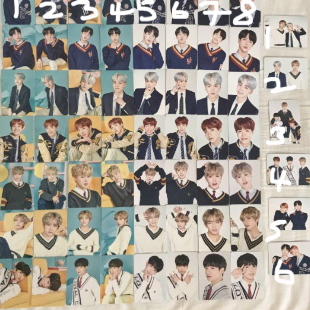 Incoming Instock] BTS 4th Muster Japan Happy Ever After Mini