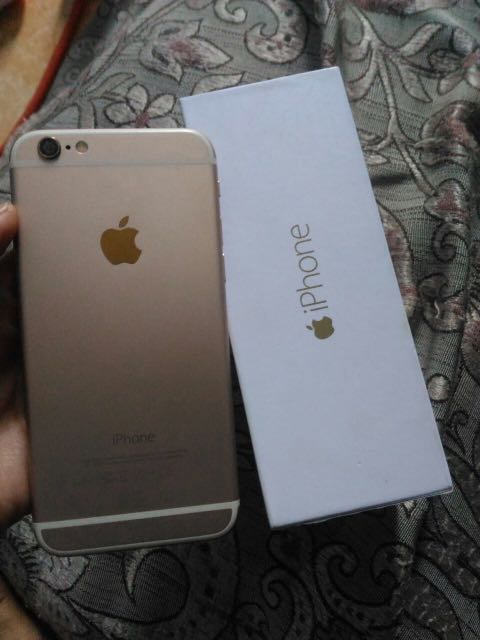 Iphone 6 16gb gold mau TT sama iphone 6+ 10a57cb11a