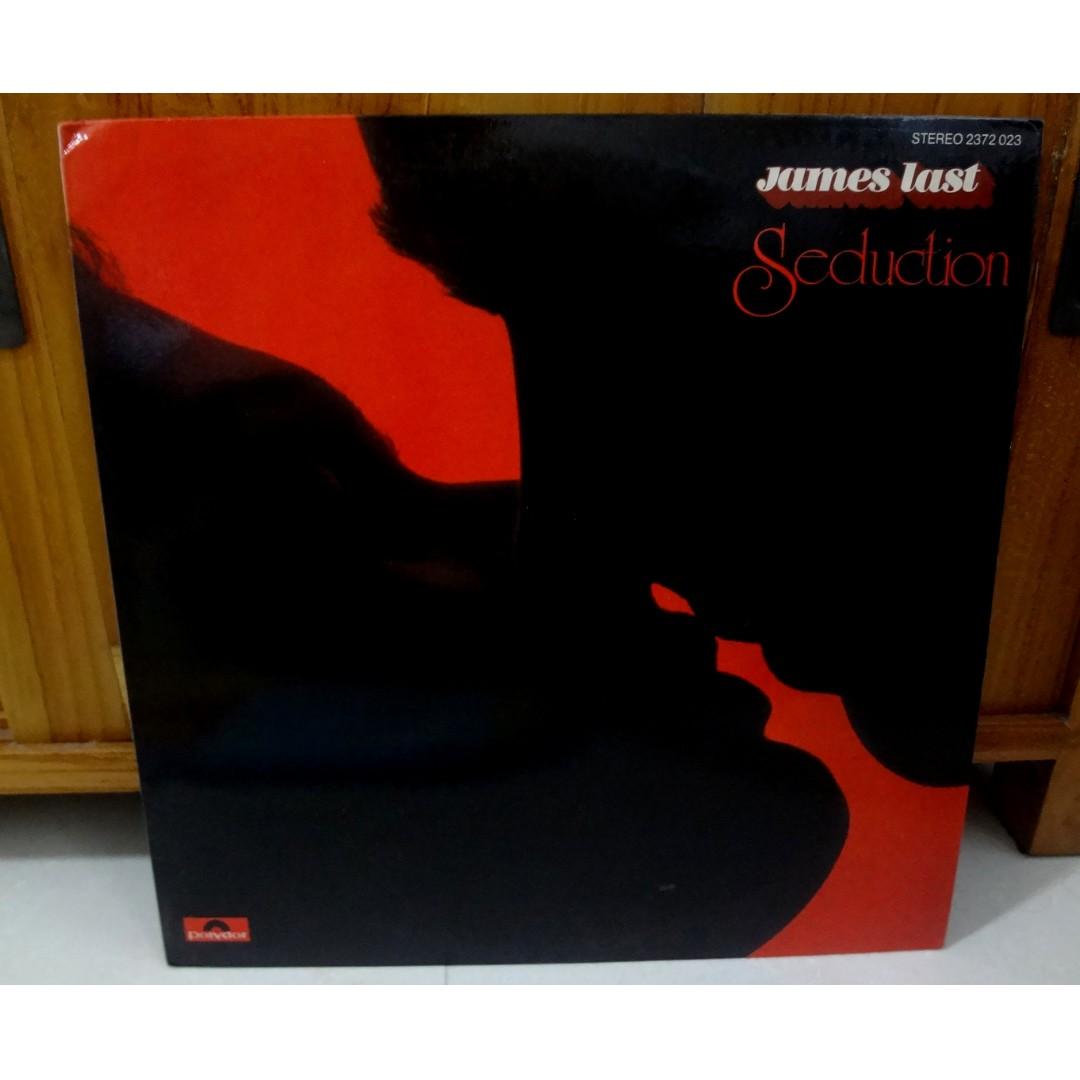 James Last Instrumental Vinyl Lp Record Seduction