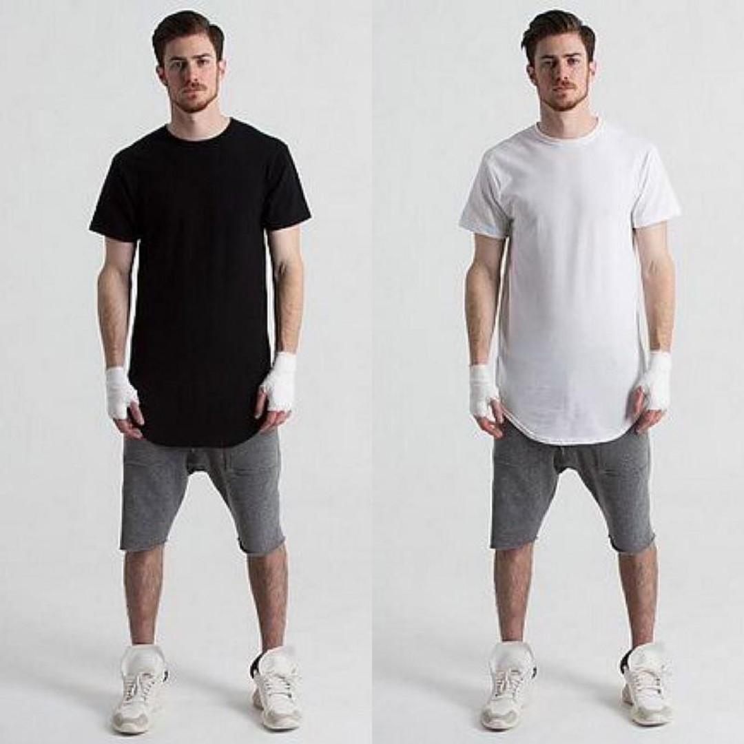 Korean Oversized Tee T Shirt Men S Fashion Clothes Tops On Carousell