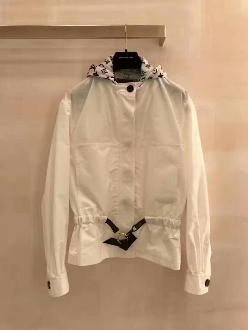52b5e20d8fd7 Louis Vuitton Windbreaker/Jacket Hoodie, Women's Fashion, Clothes ...