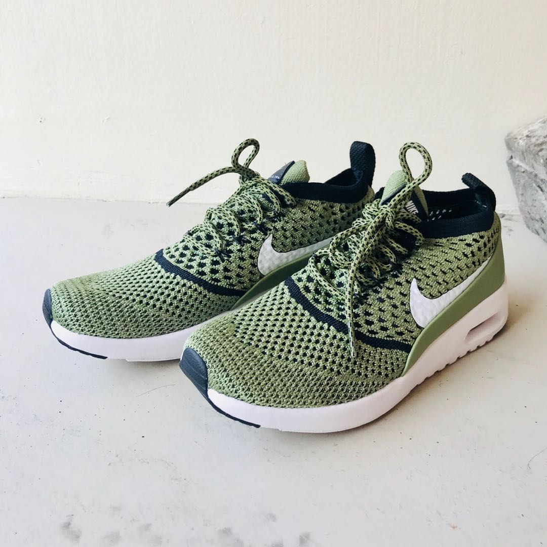 new products 870ee 8d9a5 Nike Air Max Thea Flyknit Women's, Women's Fashion, Shoes ...