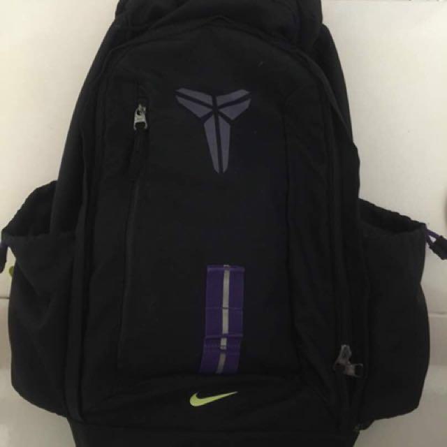 45ee3c1dc1ef Nike Original Kobe Mamba XI Backpack    Sports Bag    School Bag ...