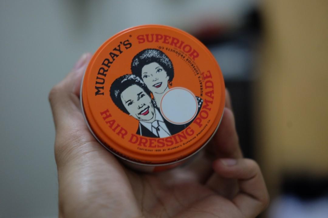 Pomade murrays superior nunile superlight free sisir saku, Health & Beauty, Hair Care on Carousell