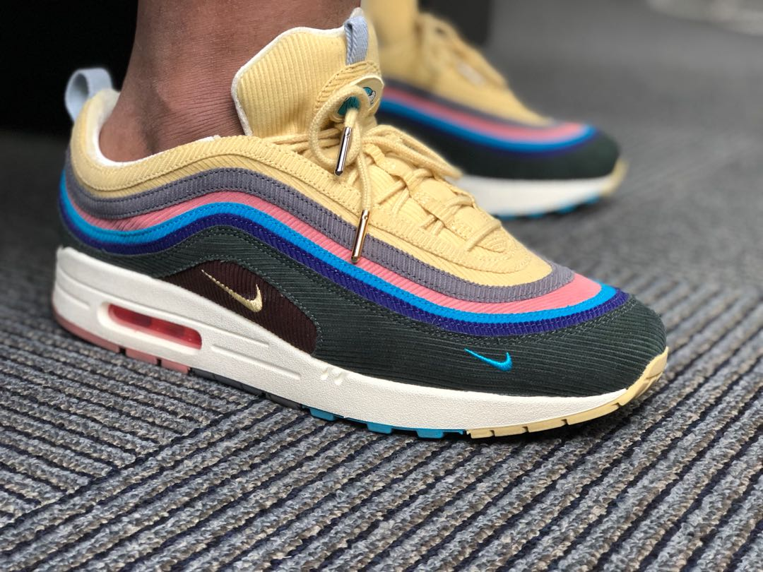 new arrival dd765 ce277 Sean Wotherspoon Air Max 97/1 (S11) on Carousell