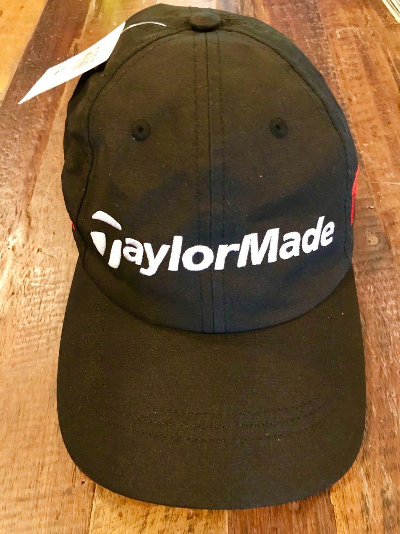 5d92f88d971 TaylorMade Aero Burner R15 Black New Era