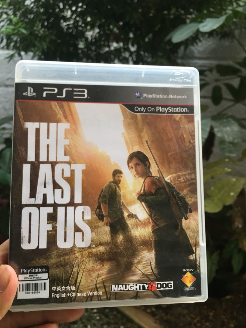 The Last Of Us Ps3 Mulus Video Gaming Games On Carousell Kaset Ps4 Bd Game Titanfall 2