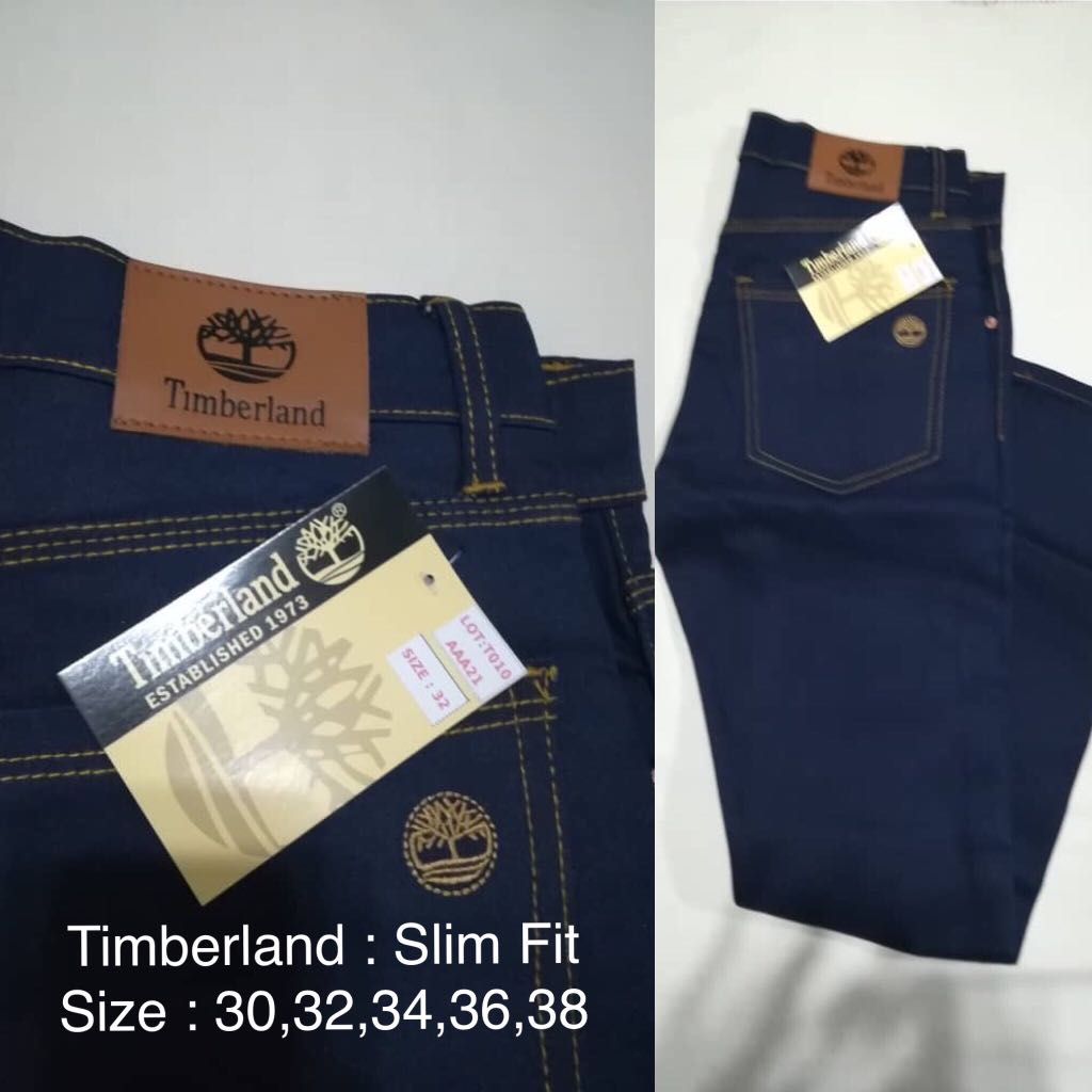 anders verkauf usa online abgeholt Timberland Jeans Slim Straight