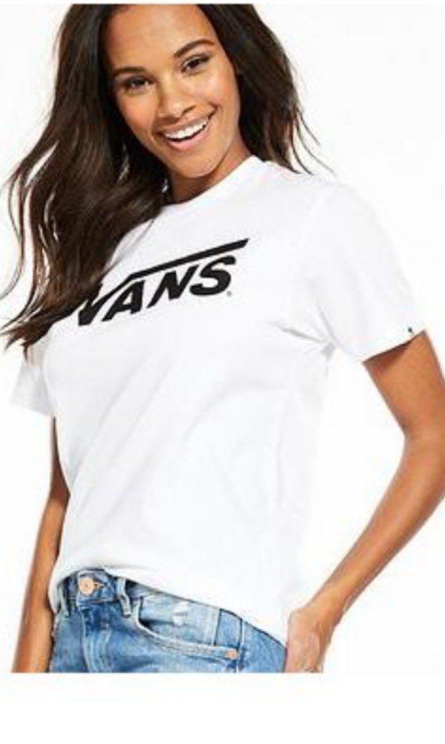 7b4d31647dbbdc VANS oversized T shirt