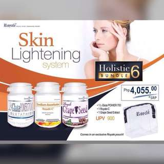 Skin Lightening System