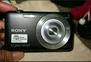 CAMERA POCKET SONY CYBERSHOOT