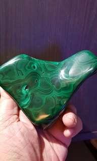 Malachite from Congo 孔雀石(刚果)