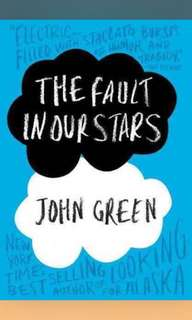 The Fault in Our Stars — John Green
