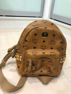 Original MCM small backpack