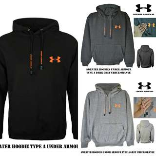 Sweater hoodies under armour