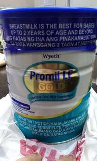 Promil Gold lactose free