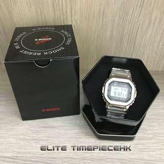 6/6更新 再返現貨 Casio G Shock 2018年瑞士巴塞爾鐘錶展矚目推介 GMW-B5000D 新一代全金屬製 全日本製造