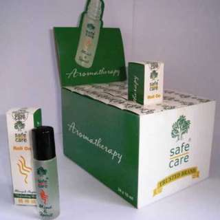 SAFE CARE; Aromatherapy Refreshing Oil
