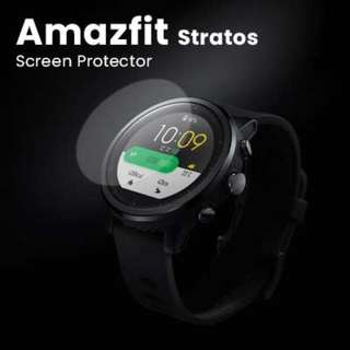 Amazfit Stratos Hydrogel Screen Protector