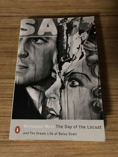 THE DAY OF THE LOCUST & THE DREAM LIFE OF BALSO SNELL by NATHANAEL WEST