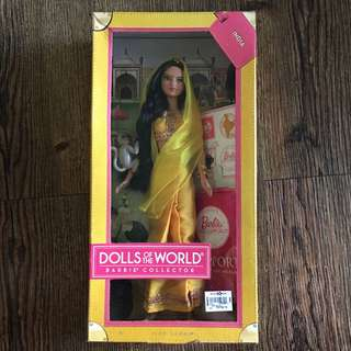 Barbie Collector Dolls of the World INDIA