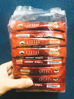 Moccona Classic Select Instant Coffee (2g x 50)